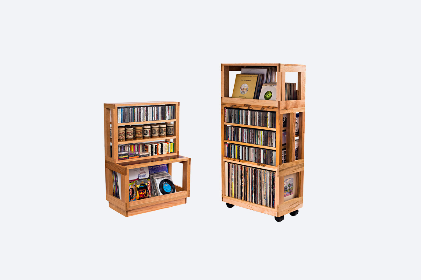 LP & CD : Storage